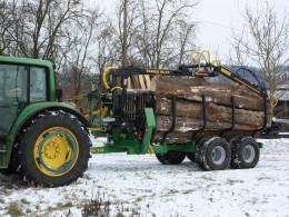 Vyvážečka dřeva Farma CT 7,0-12