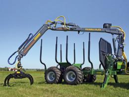 Vyvážecí vlek Farma CT 8,5 - 14 4WD