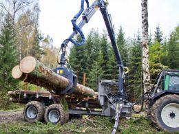 Lesní technika - dotace