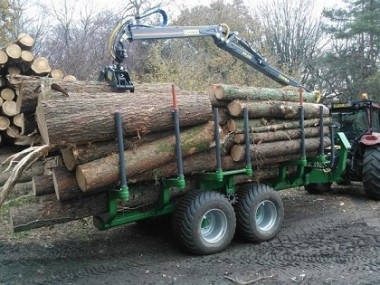Traktorová vyvážecí souprava FARMA