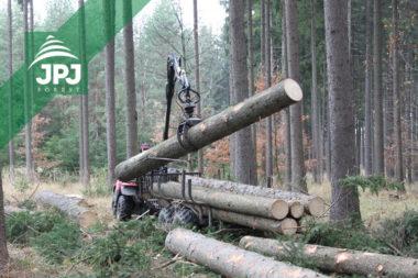 Malá vyvážečka Vahva Jussi 1500_320 4WD a pracovní čtyřkolka