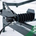 Regon RX - hydraulická navalovací rolna