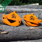 kulatinové drapáky JPJ Forest 0,08 a 0,10
