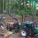 vyvážečka dřeva Farma CT 7,0-10 G2
